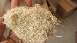 hemp fibres 2